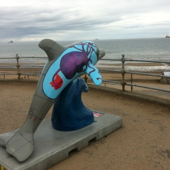 The Octopus Within - Wild Dolphins, Aberdeen, 2014