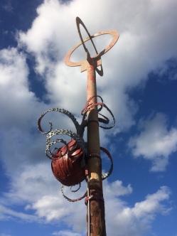 Cressida, The Tidal Octopus - Portobello 2016