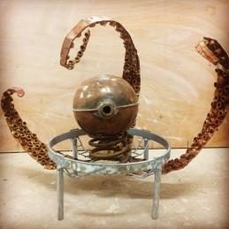 Octyclops: steampunk experiments, 2016