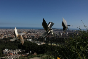 How To Be Free..., Installation, Barcelona 2011