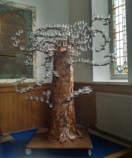 Richmond's Hope Memorial Tree, 2012