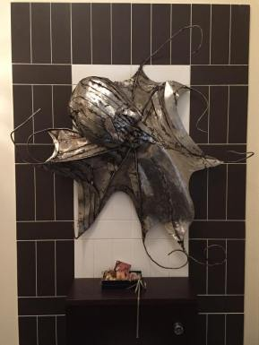 Od Man of the Sea, in situ (sold) 2014
