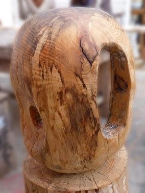 Organic forms (detail), 2011